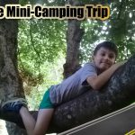 Mini-Camping trip with Zane