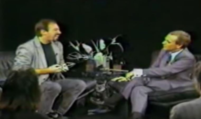 [Bashar] Darryl Anka Full TV Interview 1987