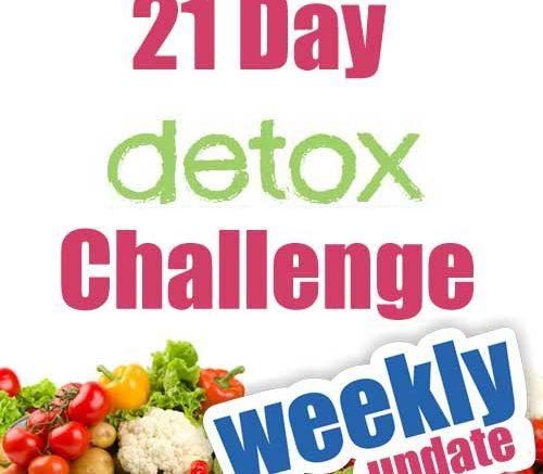 Life Detox Update – Week 1