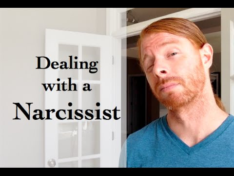 Dealing with a Narcissist – with JP Sears