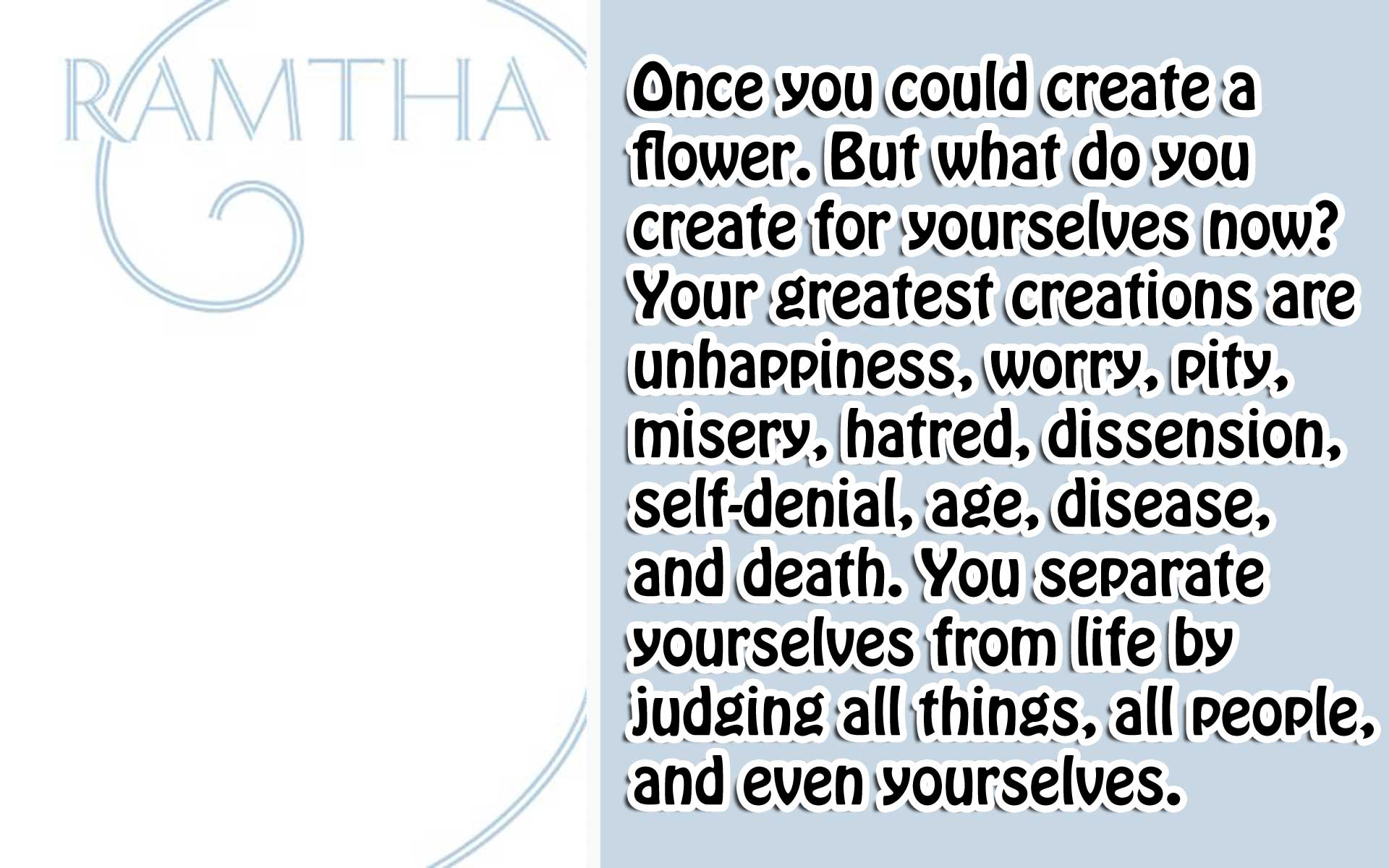 Ramtha – Journey to a Better Life