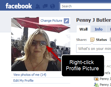 How to find your Facebook Profile UID